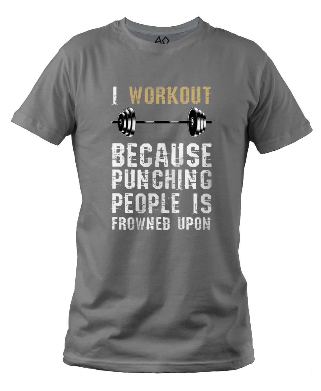 ed8005a3477 Workout – Romfeas – Εκτύπωσεις / Μεταξοτυπίες